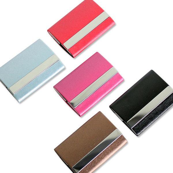 vic 양면 명함케이스 카드지갑 명함지갑 상품이미지
