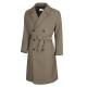남성 국산 캐주얼 간절기 롱 트렌치 자켓 코트 MR-CTA-M6-카키/ 파파브로 상품이미지