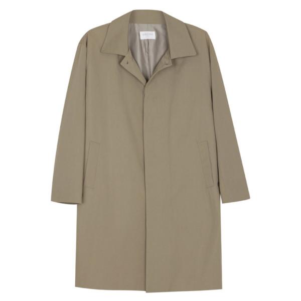 남성 국산 간절기 베이직 카라넥 트렌치 코트 MR-CTA-M4-베이지/ 파파브로 상품이미지