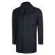 남성 국산 캐주얼 카라넥 싱글 트렌치 자켓 코트 MR-CTA-M1-네이비/ 파파브로 상품이미지