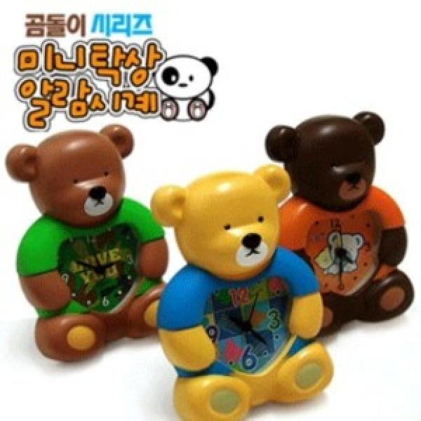 곰돌이 시리즈 알람시계/탁상시계/인테리어소품 상품이미지