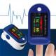 델로나 산소포화도 맥박 측정기 (한글설명서) (심플형)
