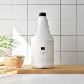 더 강력한 락스 2L 6개 살균 소독 욕실 곰팡이 청소