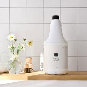 더 향긋한 향락스  2L 6개 살균 소독 욕실 청소 곰팡이