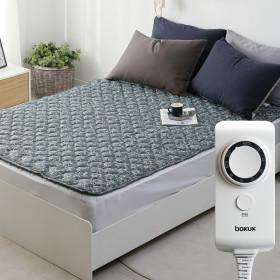 보국 1인용전기요 세탁가능 EMF인증 전자파차단(싱글)