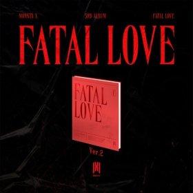 (ver.2) MONSTA X 3RD ALBUM FATAL LOVE (몬스타엑스 정규앨범 3집) / (예약판매) 발매일 : 11월 03일