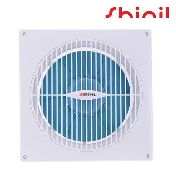 국내생산 욕실/주방용 환풍기 수동셔터 290mm SIV-20KM 상품이미지