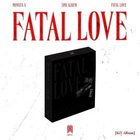 MONSTA X 3RD ALBUM FATAL LOVE - KiT ALBUM(몬스타엑스 정규3집 키트앨범)/(예약판매) 발매일 : 11월 03일