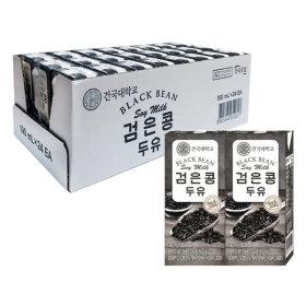 건국대학교 검은콩 두유 190ml 24개입