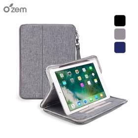 [Ozem] 오젬 갤럭시탭A7 10.4 T500 T505 유니버셜 파우치 스탠드 케이스