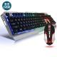 COX CKM500 게이밍 마우스키보드 세트 콤보 사은품제공 상품이미지