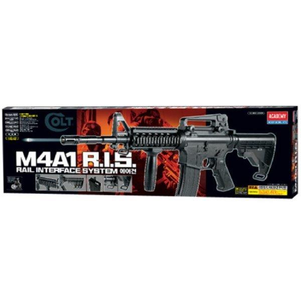 M4A1 R.I.S 에어건 작동완구 장난감총 서바이벌 상품이미지