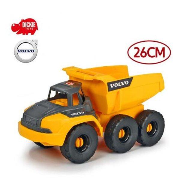 디키 볼보 Volvo 중장비 덤프트럭 장난감 26cm 자동차 상품이미지