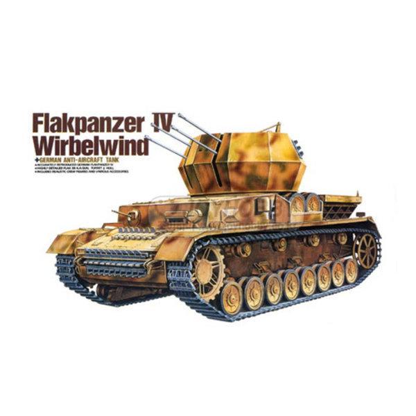 1/35 독일 4호 고사포 대공전차 모형용 프라모델 조립 상품이미지