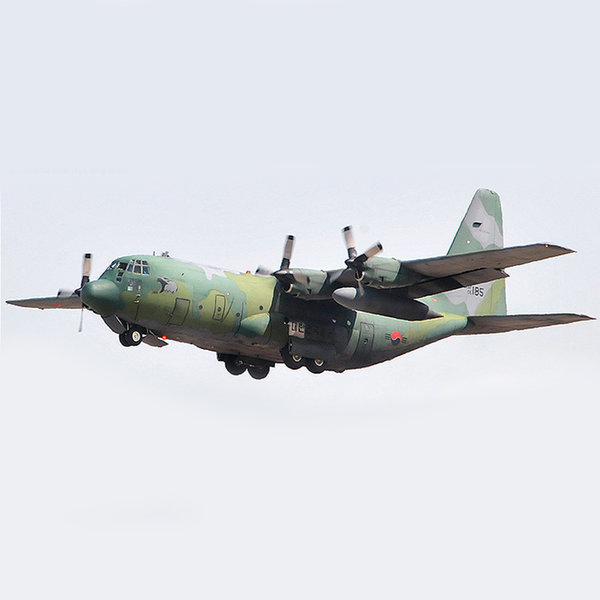 C-130 H/E 허큘리스 대한민국공군 미공군 수송기 밀리 상품이미지