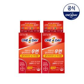 원어데이 멀티비타민 우먼 60정 2개 (+선물박스)