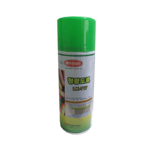 스프레이락카 형광락카 형광도료 (형광 녹색) 1개 상품이미지