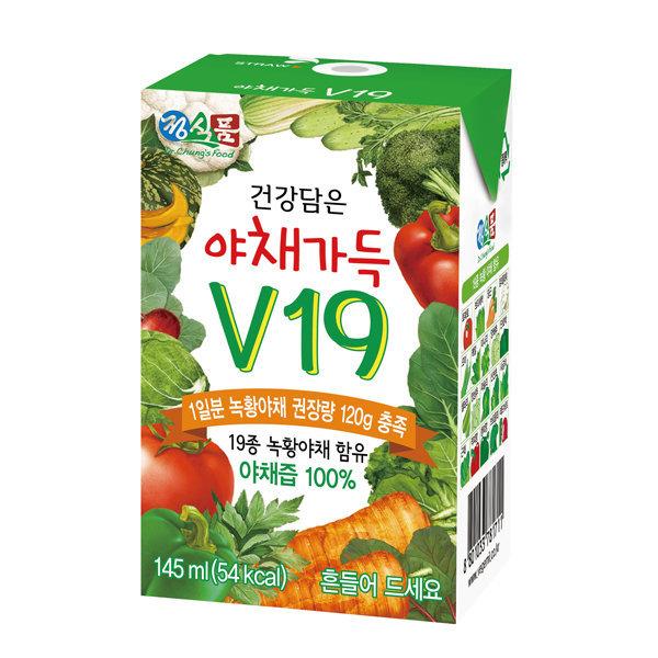건강담은 야채가득 V19 (총 96팩) 상품이미지