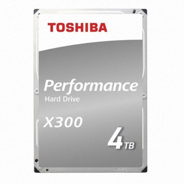 Toshiba 4TB X300 HDWE140 (SATA3/7200/128M)+正品+ 상품이미지