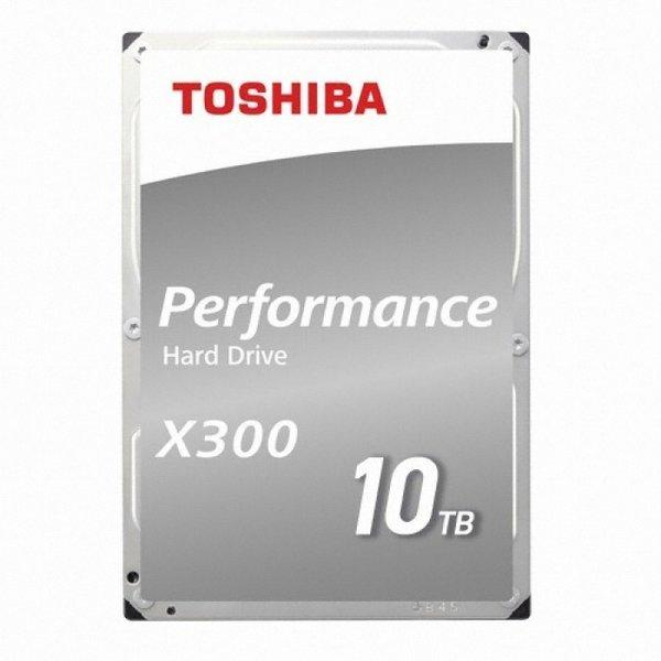 +도시바正品 판매점+ Toshiba 10TB X300 HDWR11A 상품이미지