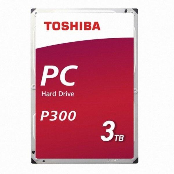 Toshiba 3TB P300 HDWD130 (SATA3/7200/64M)+正品+ 상품이미지