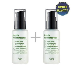 1+1 PURITO Centella Unscented Serum 60ml