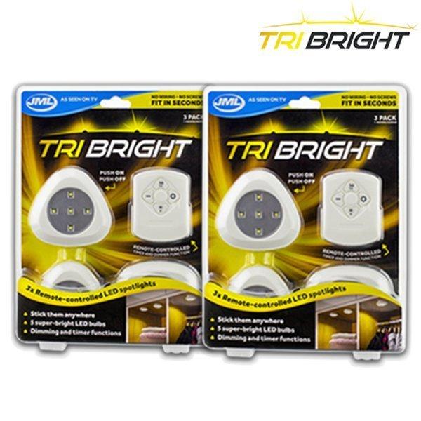 1+1세트 트라이브라이트 원터치 LED 조명 상품이미지