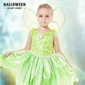 뉴 팅커벨 드레스 아동 유아 할로윈 코스튬 의상