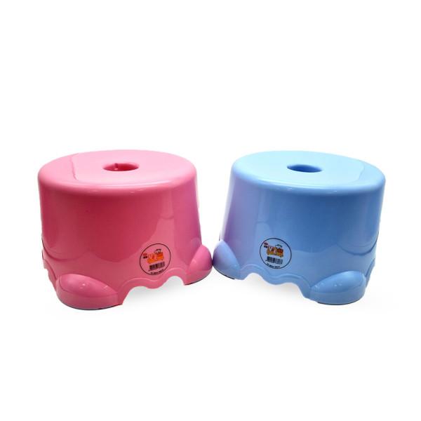 SM 제일 원형 목욕의자 색상랜덤 / 욕실의자 베란다 상품이미지