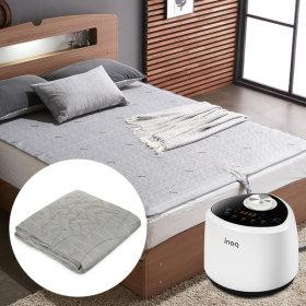 EMF 초슬림 온수매트/전기장판/요 350D 더블 커버증정