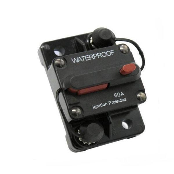 60A 서킷 브레이커 휴즈홀더 자동차 오디오 요트 방수 상품이미지