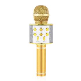 플레이고 블루투스 휴대용 노래방 마이크 P151