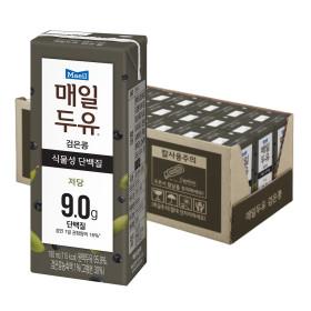매일두유 검은콩 190ml 24팩
