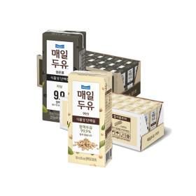 매일두유 99.89 24팩+ 검은콩 190mL 24팩