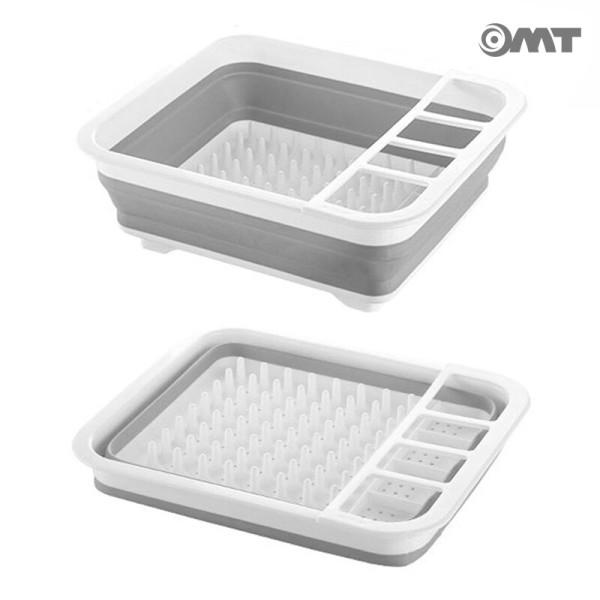 OMT 접이식 휴대용 캠핑 멀티 식기건조대 OKA-DS69 상품이미지