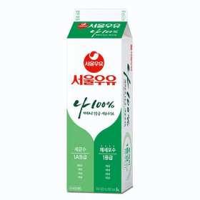 서울 흰우유 1L