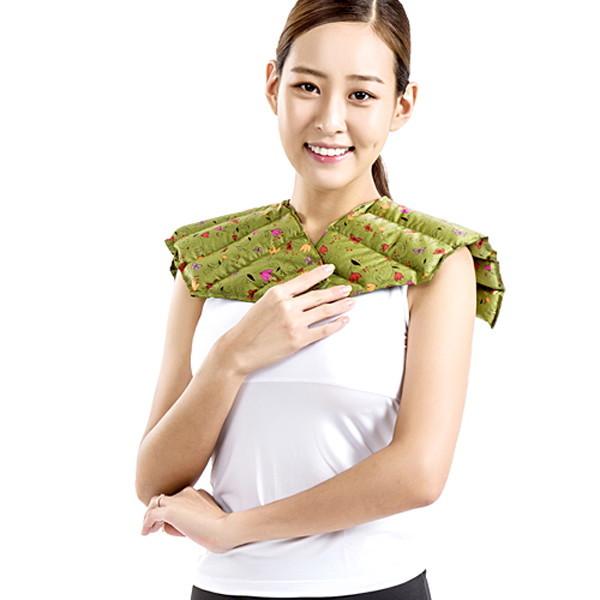 아이러브허브  천연허브 100% 라벤더 로즈마리 레몬그라스 카시아토레 어깨 냉온찜질팩 고 상품이미지