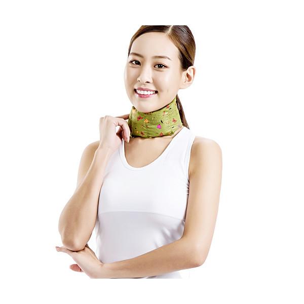 아이러브허브  천연허브 100% 라벤더 로즈마리 레몬그라스 카시아토레 목 냉온찜질팩 - 상품이미지