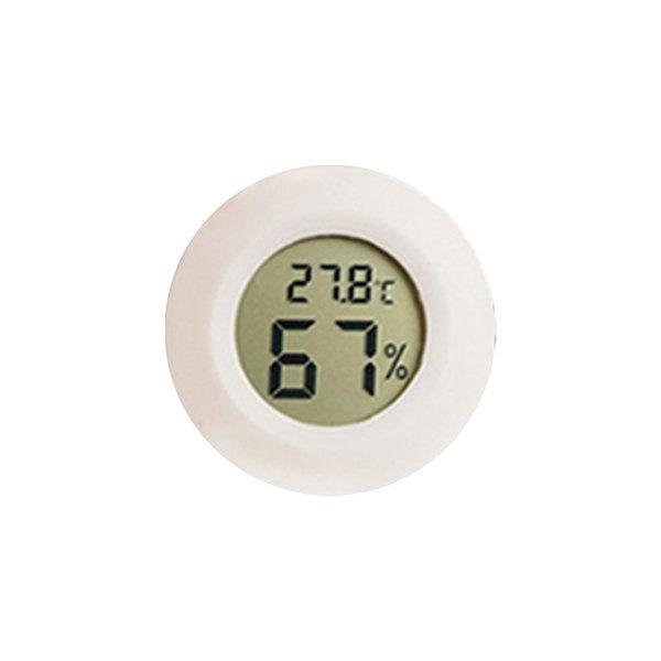 라인 온습도계-화이트 (온도계 습도계 온도습도계) 상품이미지