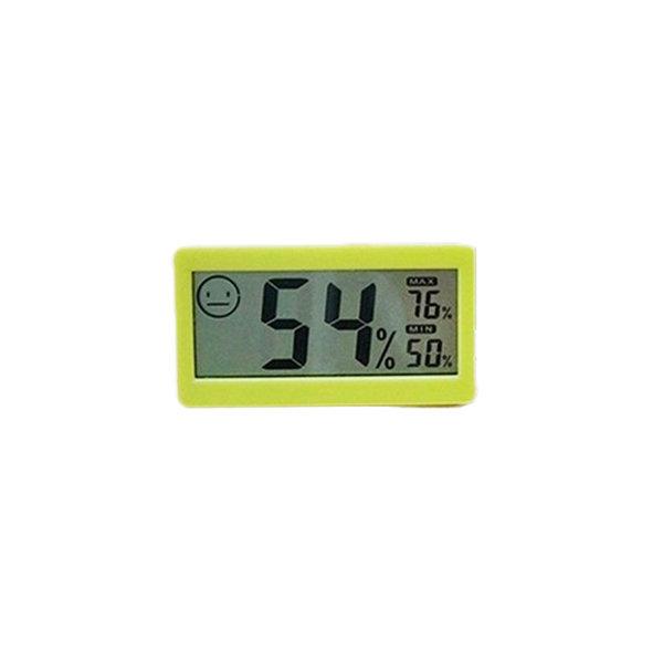 온습도계 DC206-라임 (온도계 탁상 습도계 디지털) 상품이미지