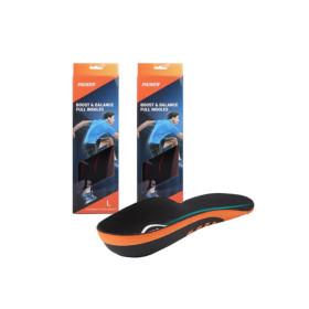 기능성깔창 신발 운동화 아치보조 충격흡수 2세트 L+L