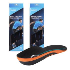 기능성깔창 신발 운동화 아치보조 충격흡수 2세트XL+XL