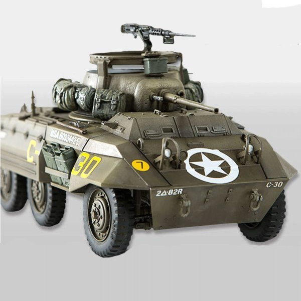 U.S.ARMY M8 GREYHOUND 미육군 M8 그레이하운드 프라 상품이미지