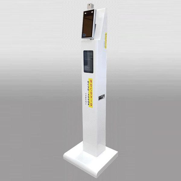 (전시품)노코비드 발열감시 안면인식 NOCOVID-300S1 상품이미지