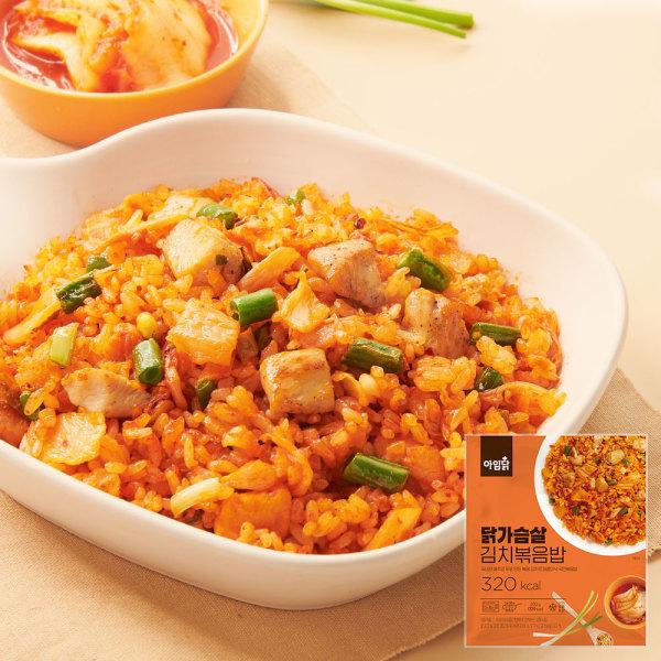 맛있는 닭가슴살 김치볶음밥 200g 10팩 할인행사 상품이미지