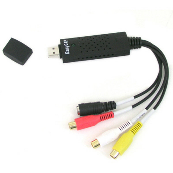 A2539 USB 캡쳐카드 캡쳐보드 동영상편집 EasyCAP 상품이미지