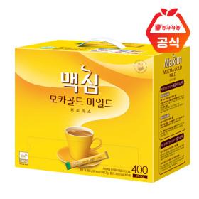 맥심 모카골드 마일드400T 커피믹스/
