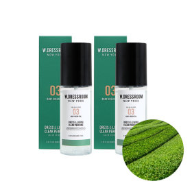 W.DRESSROOM 1+1 DressPerfume No.03 Baby greentea 70ml