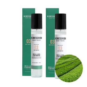 W.DRESSROOM 1+1 DressPerfume No.03 Baby greentea 150ml