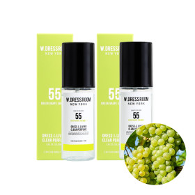 W.DRESSROOM 1+1 Dressperfume No.55 Greengrape Sherbet 70ml